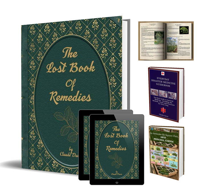 complete The Lost Book Of Remedies