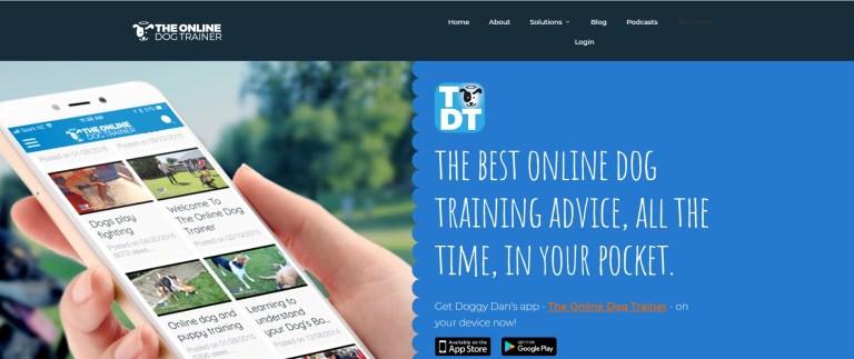 Doggy Dan Mobile App