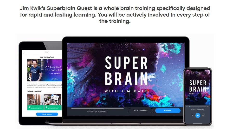 super brain jim kwik mindvalley review