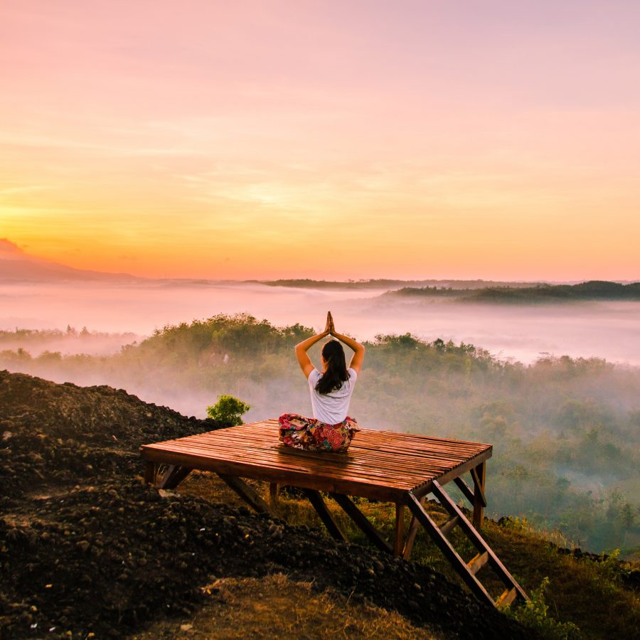 Meditation in The Cloud