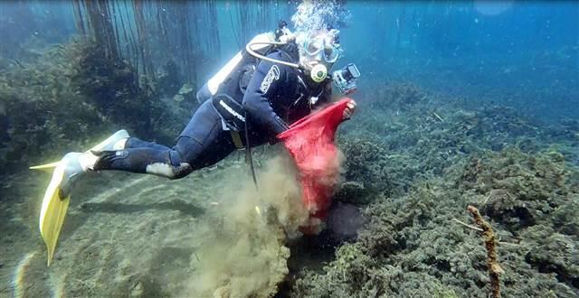 Antalya'nın içme suyu kaynağı alarm veriyor: Dibi çöplük gibi…