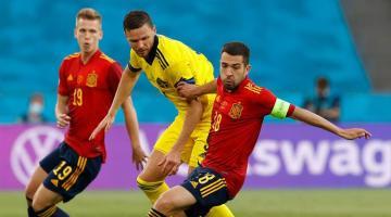 İspanya rekor kırdığı maçta Olsen'i geçemedi