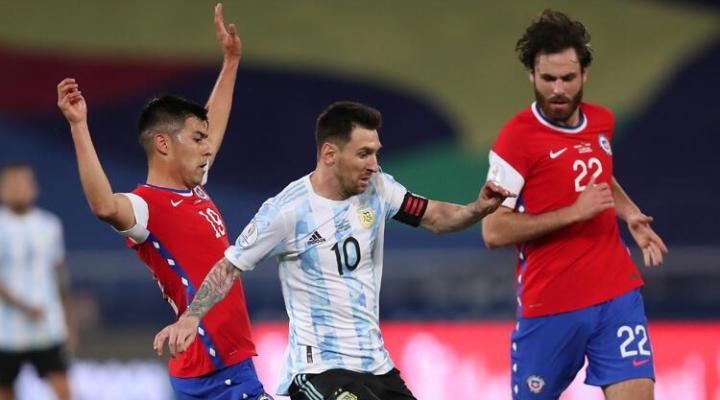 Messi, Arjantin'e yetmedi! Goller…