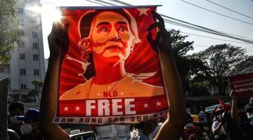 Myanmar'da darbe sonrası can kaybı 860'a çıktı