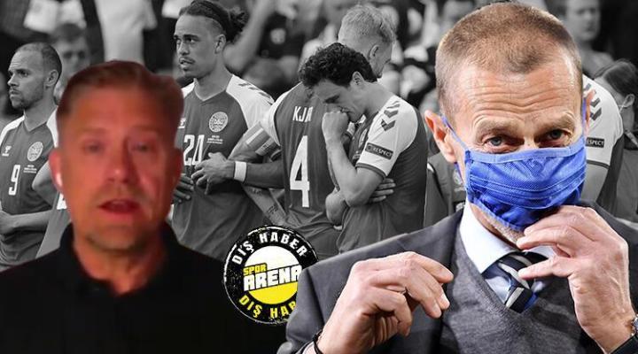 UEFA oyuncuları tehdit mi etti?