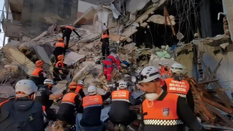 Gerçeğini aratmadı Bursada deprem tatbikatı