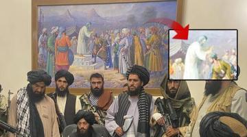 'Taliban iyi çocuk görüntüsü verecek'
