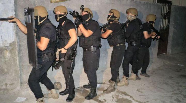 DEAŞ operasyonu: 14 gözaltı