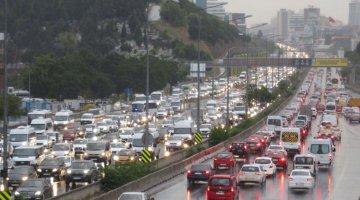 İşte İstanbul trafiğinde son durum!