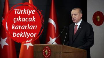 Kabinede 4 önemli gündem… Türkiye çıkacak kararları bekliyor