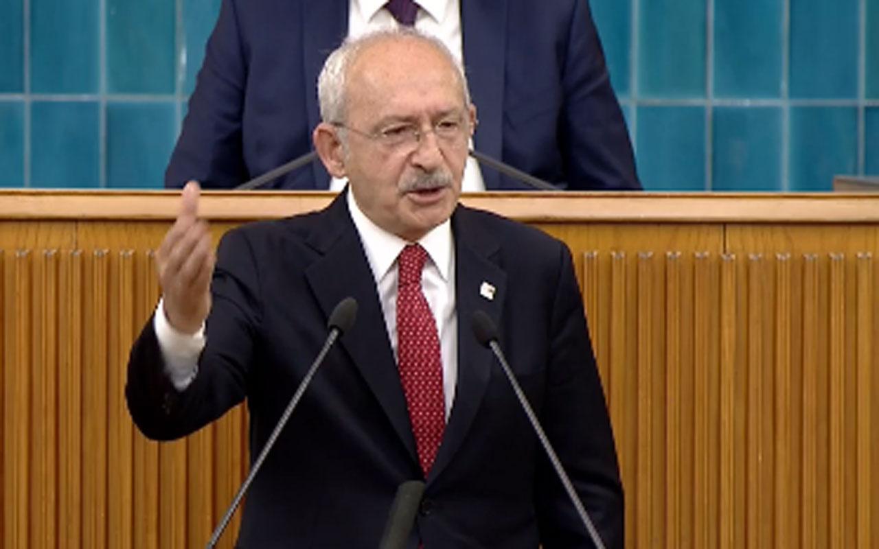 Kemal Kılıçdaroğlu 'masum insanlar' dedi sordu Demirtaş neden hapishanede
