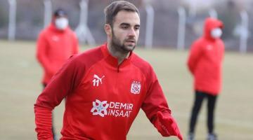 Sivasspor'da Adana Demirspor maçı öncesi 2 önemli eksik