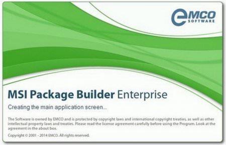 EMCO MSI Package Builder Enterprise v5.2.8 Katılımsız