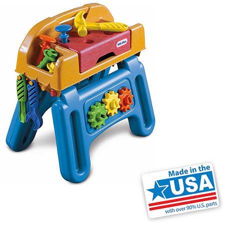 Little Tikes Little Handiworker Workhorse Tool Play Set