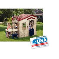Little Tikes Picnic on the Patio Playhouse | Buy USA Made ...