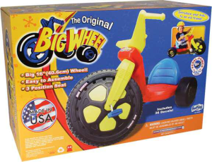 Big Wheel® The Original 16 inch Big Wheel