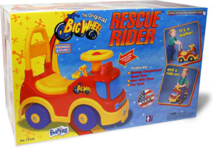 Big Wheel®Rescue Rider