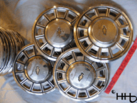 group view of hubcap # c13chev1980_1