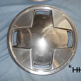 front view of hubcap # c13dodg1982_3