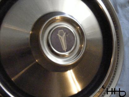 emblem on hubcap # c14chry1975_7