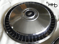 profile view of hubcap # c15ford1972_3
