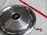 profile view of hubcap # c15buic1975_3