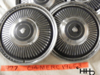one group view of hubcap # c14merc1965_3