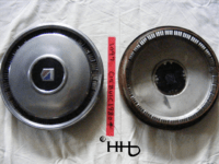 front and rear view of hubcap # c15buic1980_4
