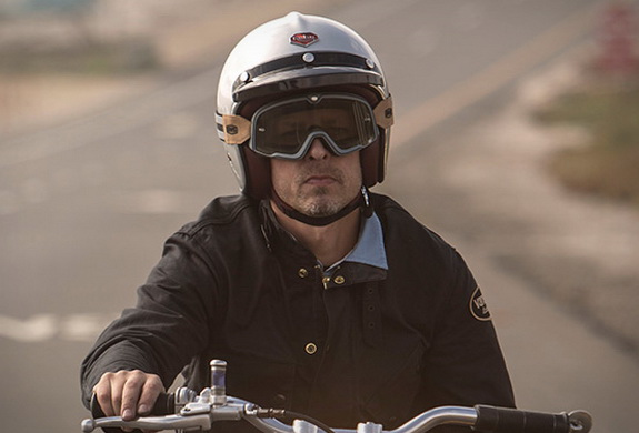 Barstow Legend Motorcycle Goggle