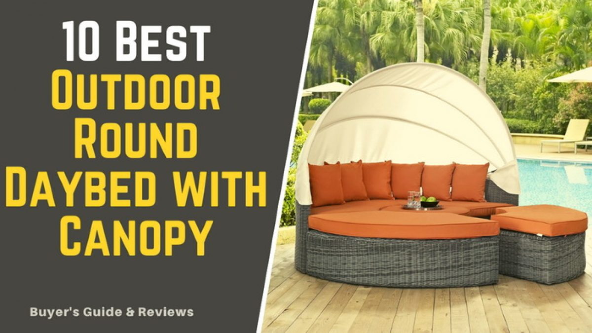 10 best outdoor patio round daybed with