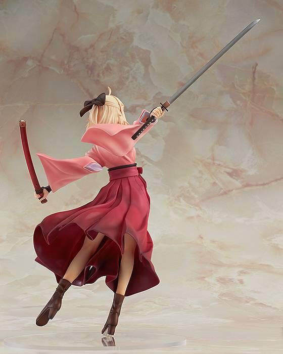Fate系列 : 日版 1/8「櫻 Saber / 沖田總司」琥珀ACE EX : buyway.hk