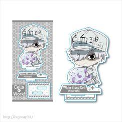 工作細胞 : 日版 「紅血球」抱著細胞 亞克力企牌 : buyway.hk