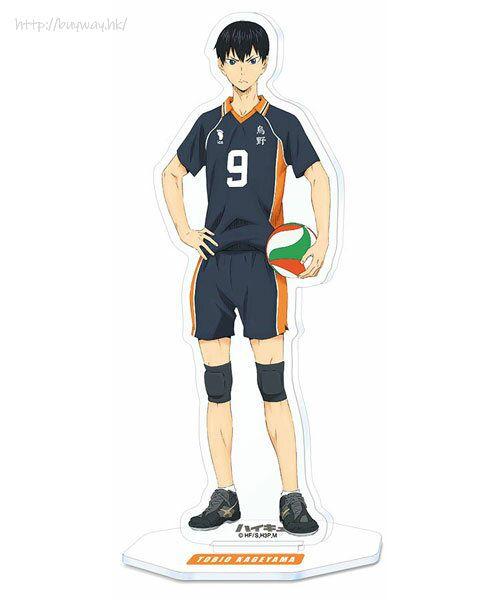 排球少年!! : 日版 「影山飛雄」亞克力企牌 : buyway.hk