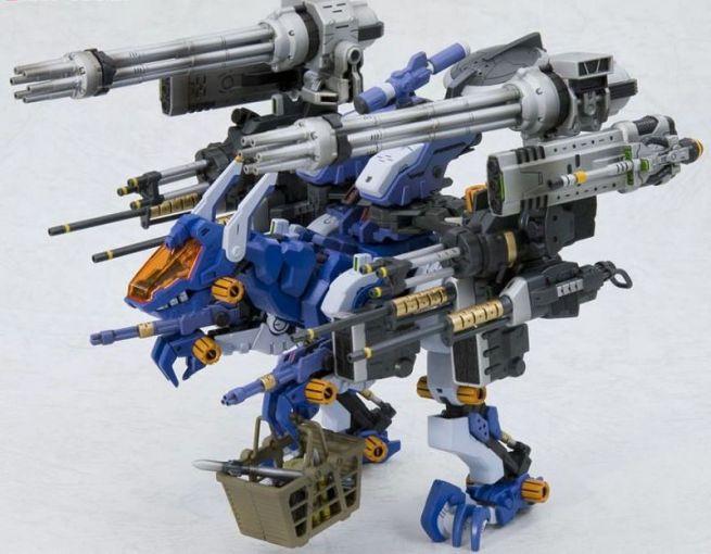 索斯機械獸 : 日版 HMM RZ-030 1/72 全武裝狙擊迅龍模型 : buyway.hk