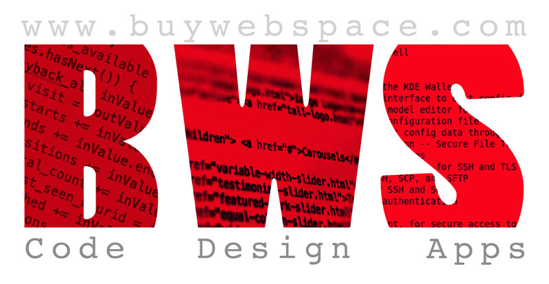 BuyWebSpace - Design, Hosting & Maintenance Logo