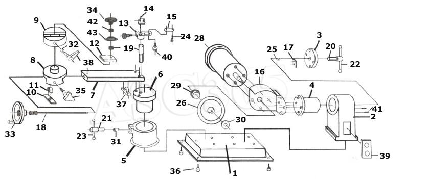 370W Saw Blade Grinder Sharpener Machine Carbide 110V