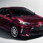 2018 Toyota Corolla Price