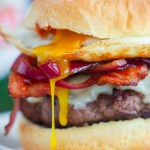 Cheeseburger: Cheesy Bacon Cheeseburger Subs Recipe