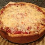 Chicago Style Pizza Dough Recipe