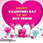 Happy Valentines Friend Twitter