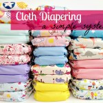 Cloth Diapering 101: How to Use Cloth Diapers