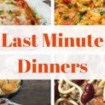 Last Minute Thanksgiving Dinner Solutions   Last-Minute Thanksgiving Side Dish Recipes