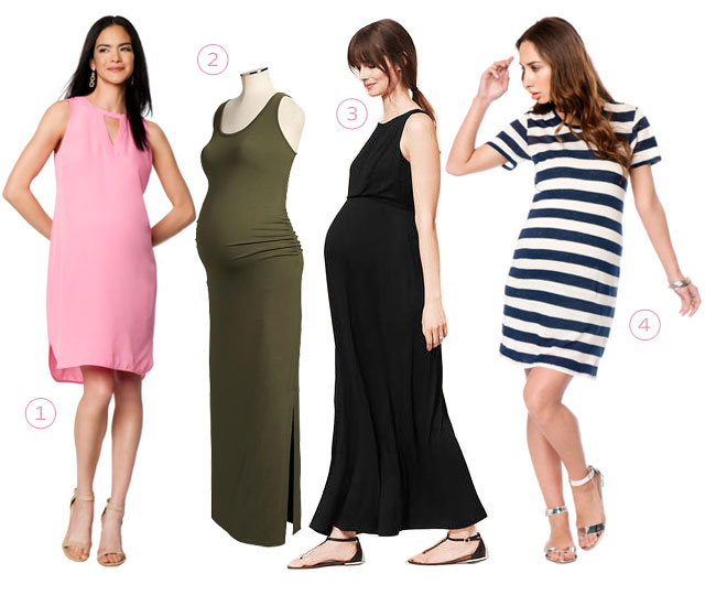 0091b094e Save the money of yours with these green tips on how you can expand your non  maternity closet into the third trimester.