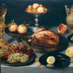 Movement in Contemporary Still Life Paintings