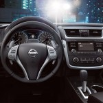 Nissan Altima Interior