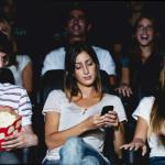 Fighting Back Against Talkers And Texters At The Movies