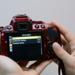 The Nikon D3400 DSLR – How To Change the ISO and the Monitor Brightness
