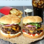 The Ultimate Cheeseburger on a Grill | Perfect Burger Recipe