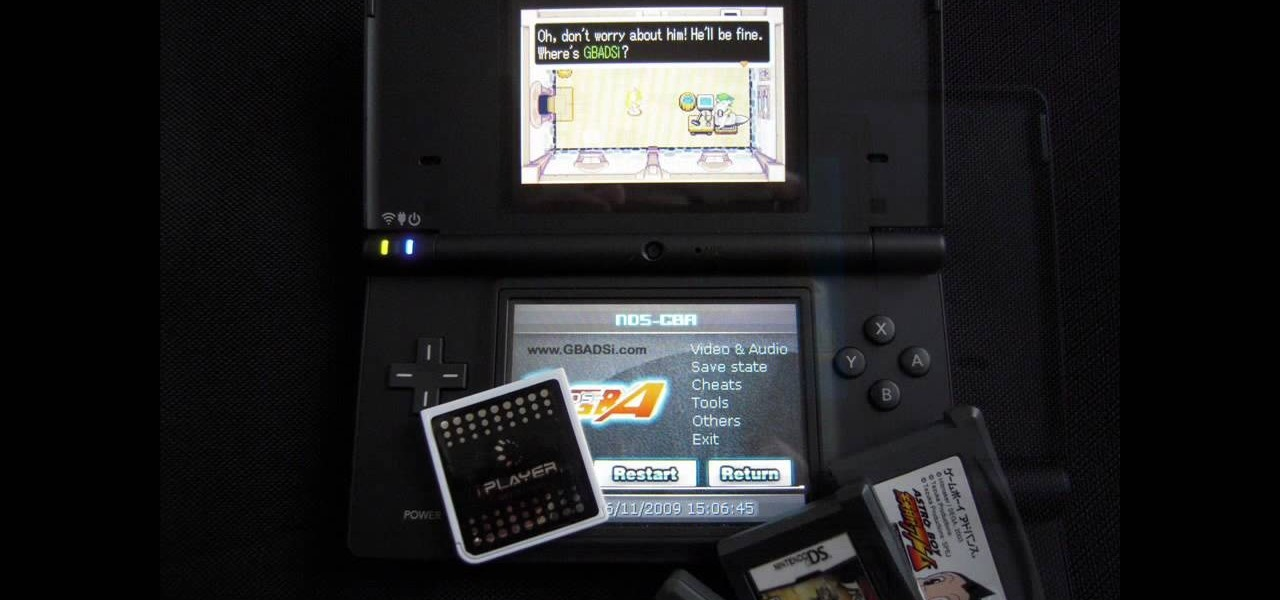How to play movies and videos on your ds, dsi, ds lite | code donut.