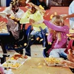 Food Fight Battle: Win A Food Fight Battle With an Autistic Child